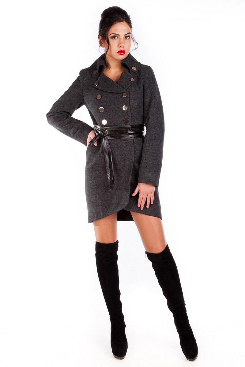 Женское пальто оптом от производителя Modus Пальто Кураж 90, Англ.воротник