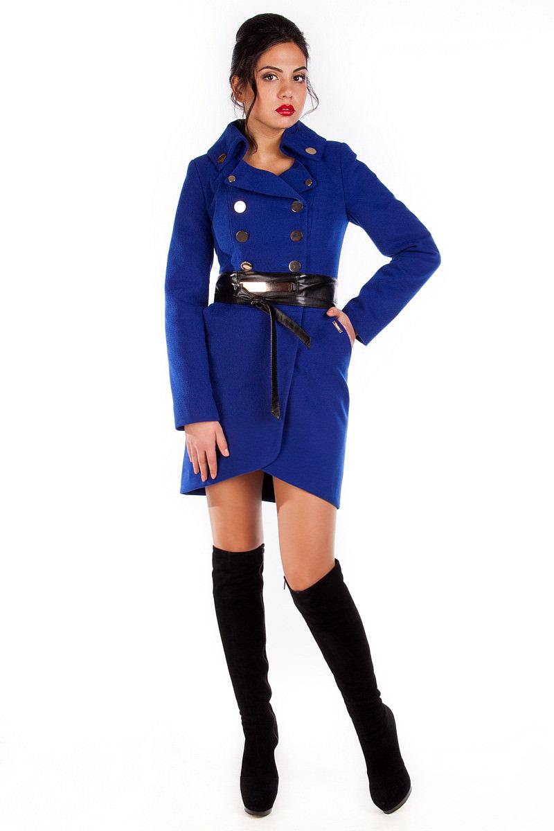 Модус женская одежда от производителя Пальто Кураж 90, Англ.воротник