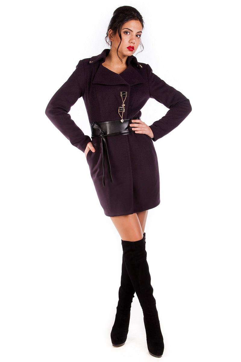 Женская одежда оптом от производителя Modus Пальто Магия без меха турция элит