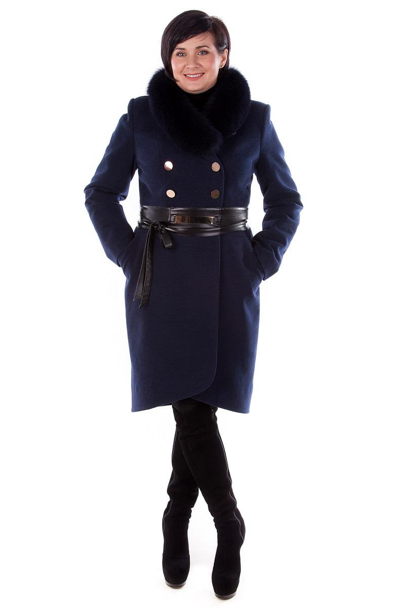 Женское пальто оптом от производителя Modus Пальто Кураж 96 Donna зима