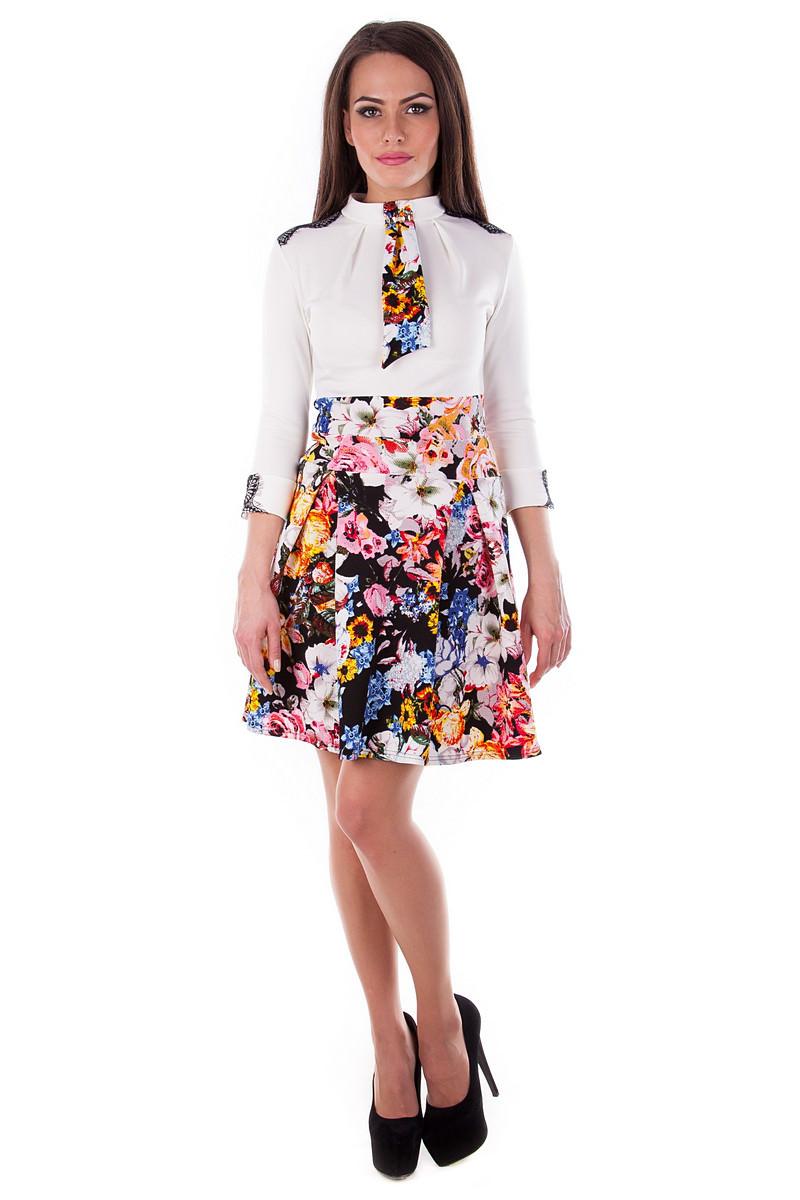 Женские платья оптом от Modus Платье Линси принт