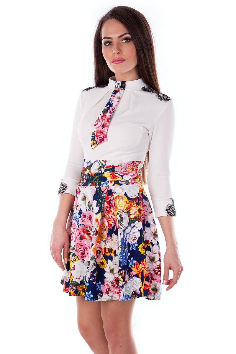 Платье «Линси принт»