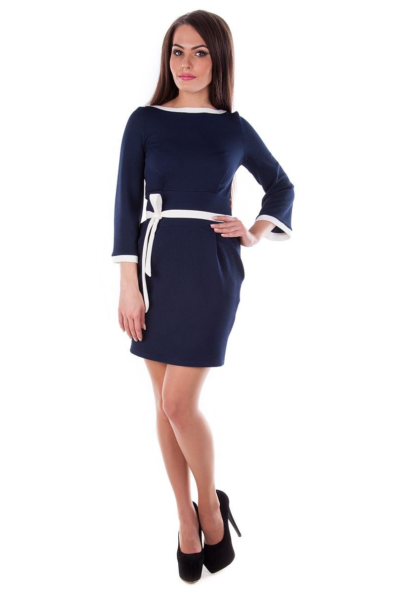 Оптовый интернет-магазин платьев Modus Платье Лора (крупная кукуруза)