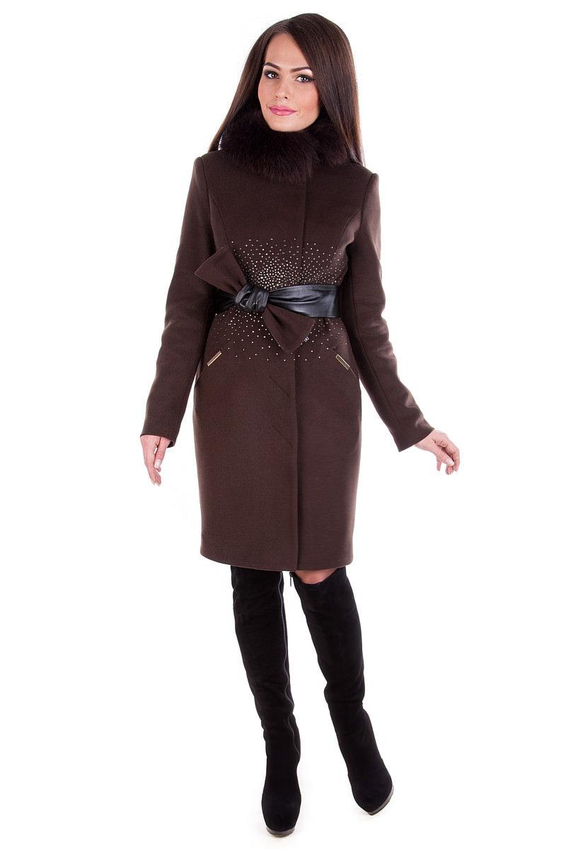 Женское пальто оптом от производителя Modus Пальто Луара зима турция элит