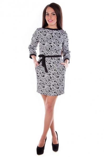 Платье «Лора жакард»