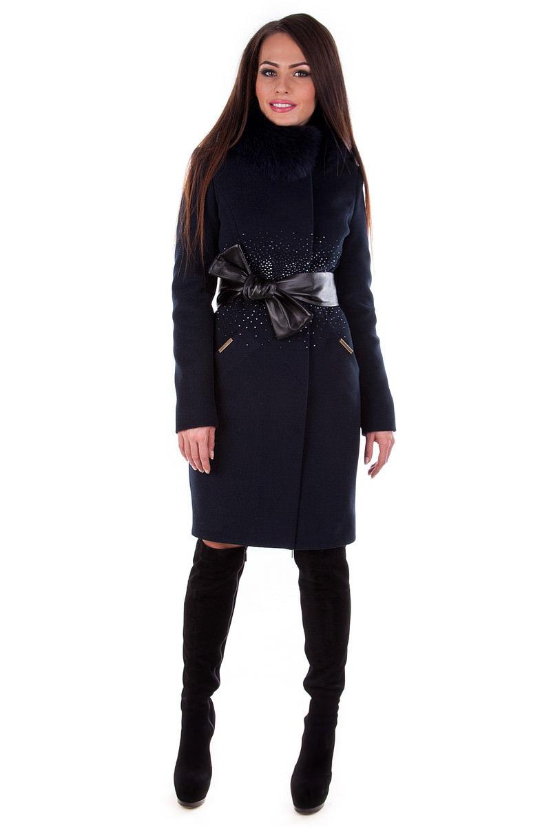 Купить кашемировое пальто оптом от производителя Пальто Луара