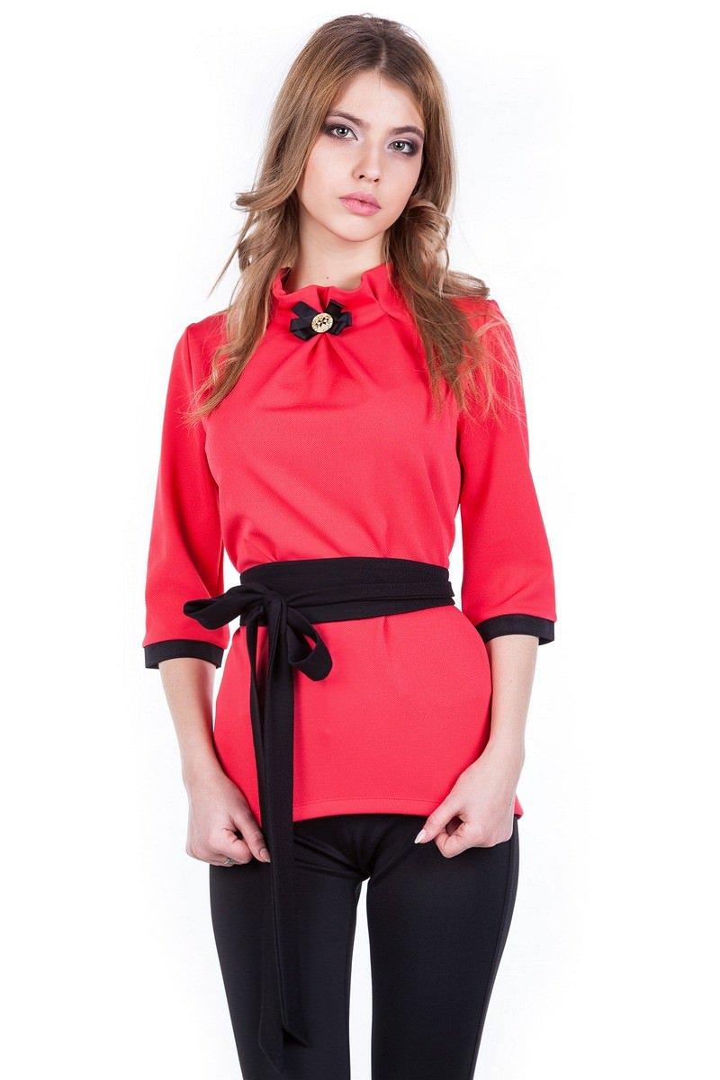 Купить женскую одежду оптом Кофточка Элина дайв креп