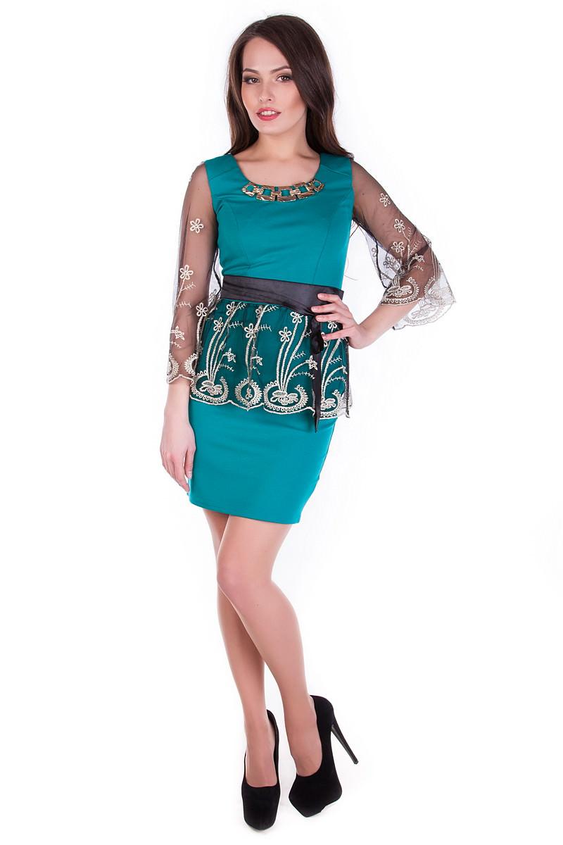 Женские платья оптом от Modus Платье Ваниль