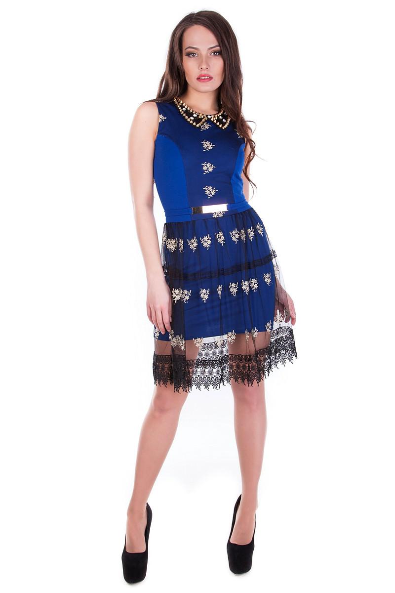 Купить платья оптом от производителя Платье Лига