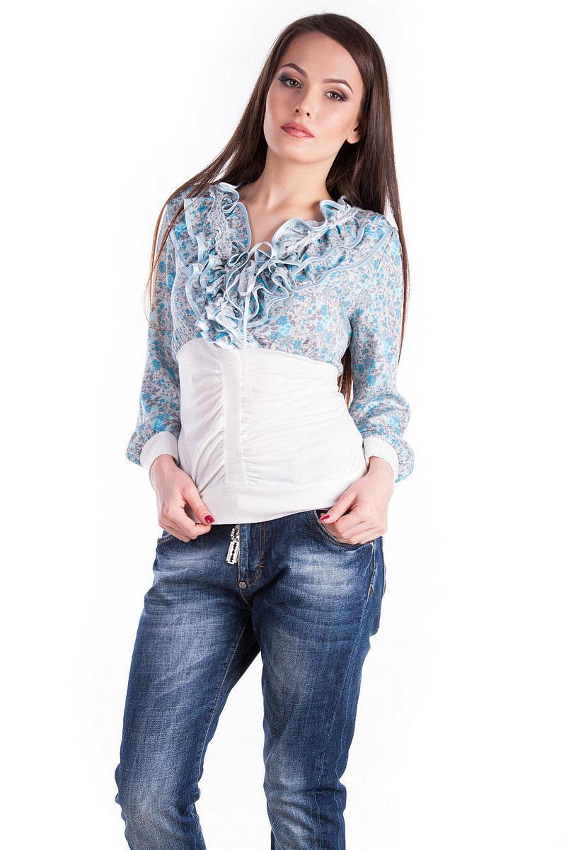 Купить блузка кармен