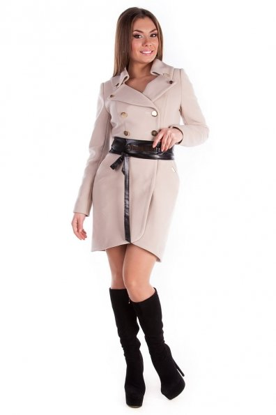 """Купить Пальто """"Кураж 3335"""" оптом и в розницу"""