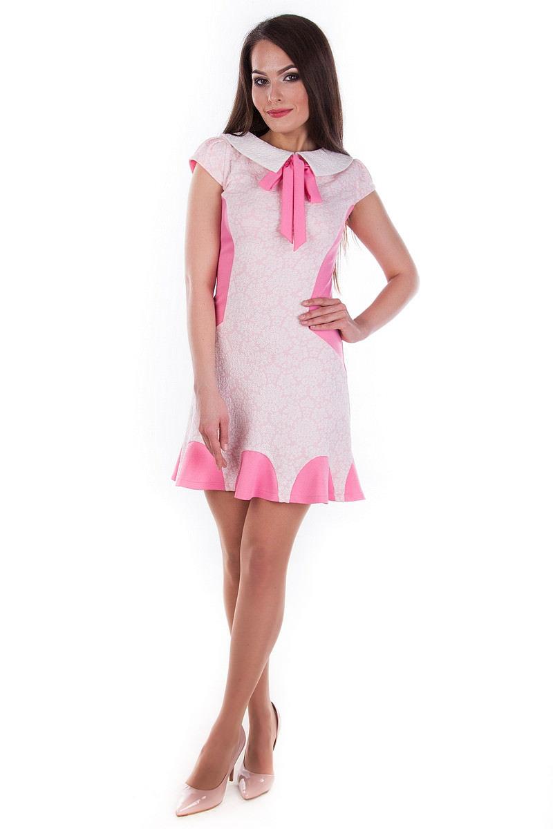 Купить платья оптом от производителя Платье Стефани 3536