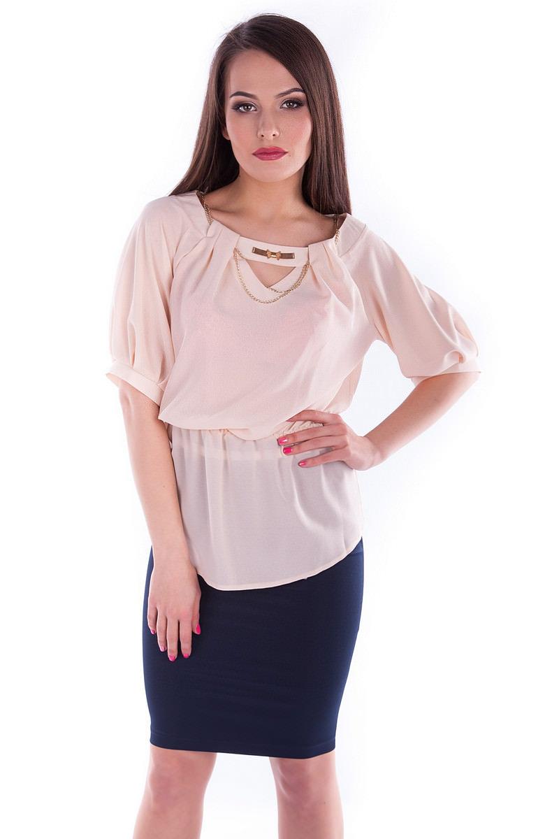 Оптовый магазин женских рубашек Modus Блуза Woman