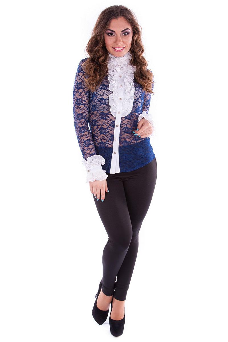 Женские блузки оптом от производителя Блуза Абель 2205