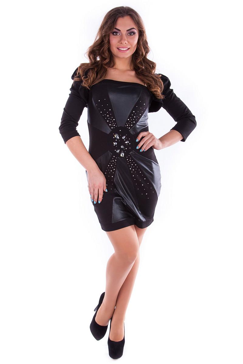 Женские платья оптом от Modus Платье Сапфир