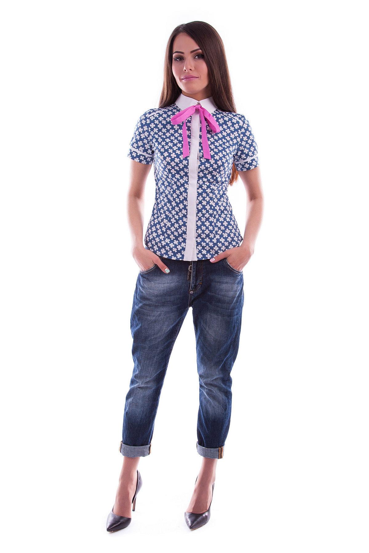 Стрейч блузки