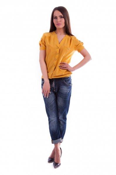 Блуза «Кумир креп короткий рукав»