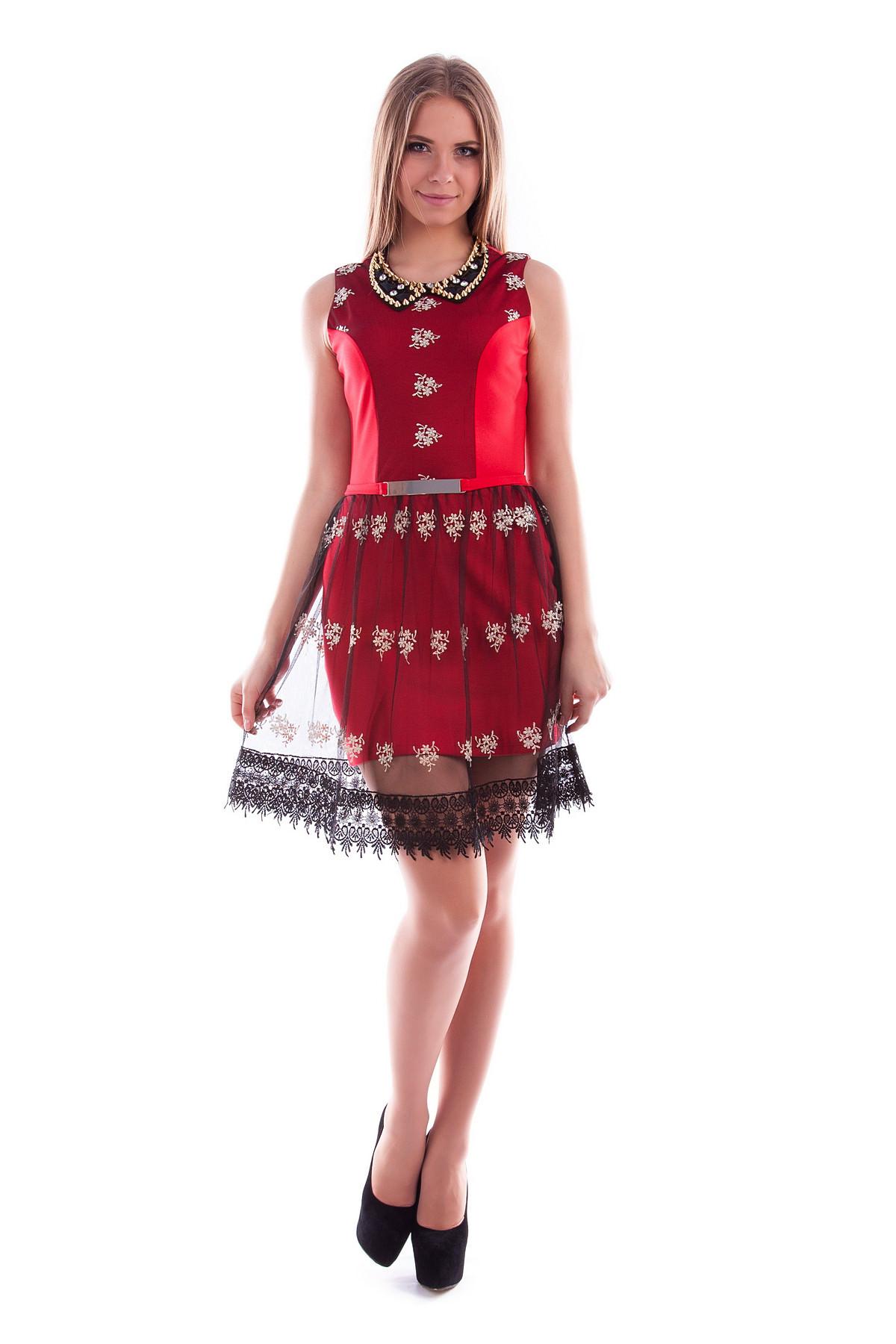 Оптовый интернет-магазин платьев Modus Платье Лига