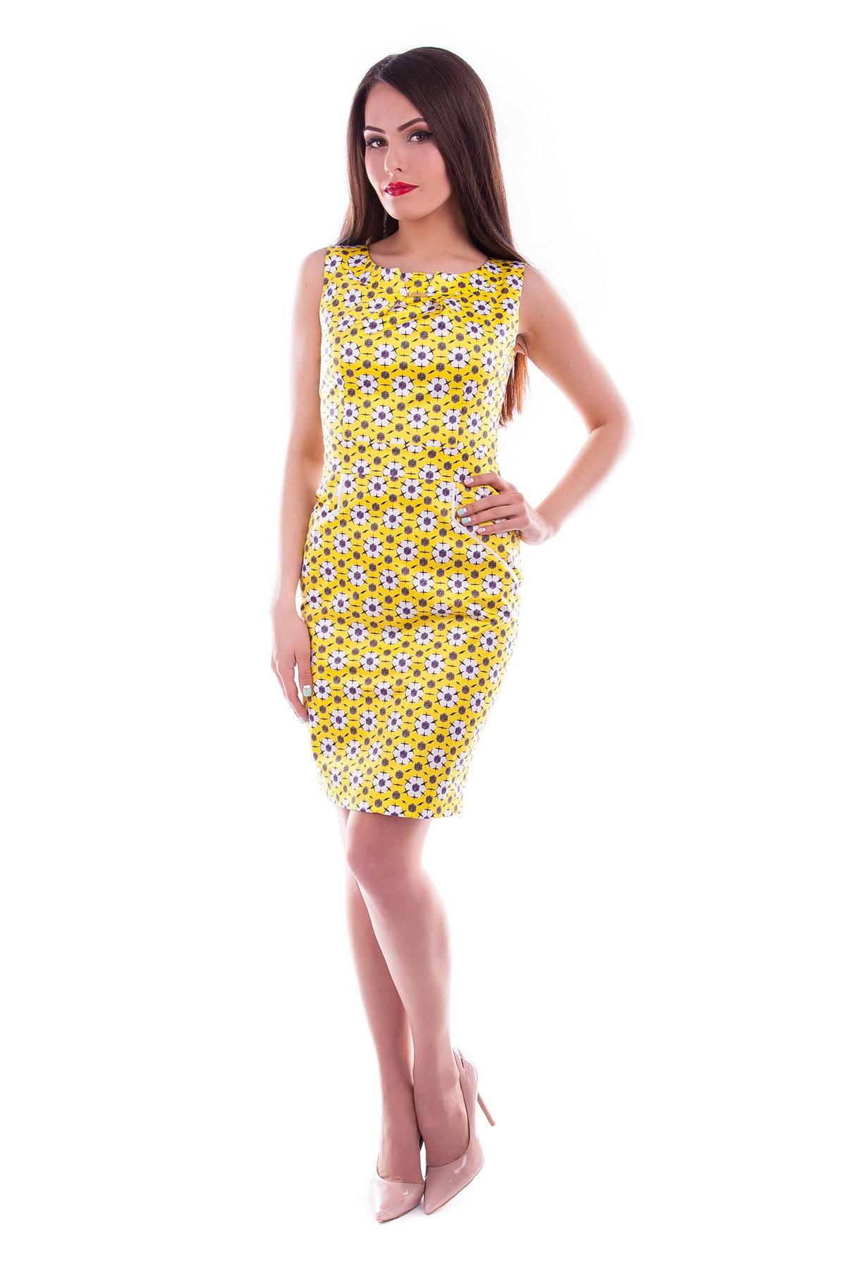 Коктейльное платье оптом от Modus Платье Шик атлас коттон