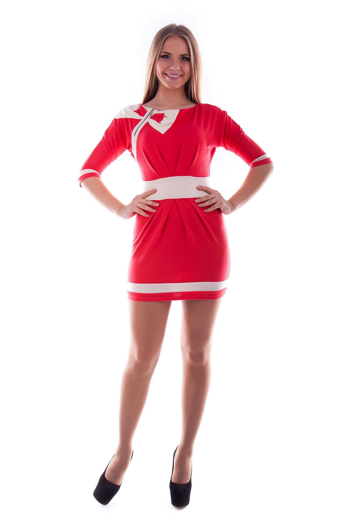 Платья трикотажные оптом от производителя Платье Венди