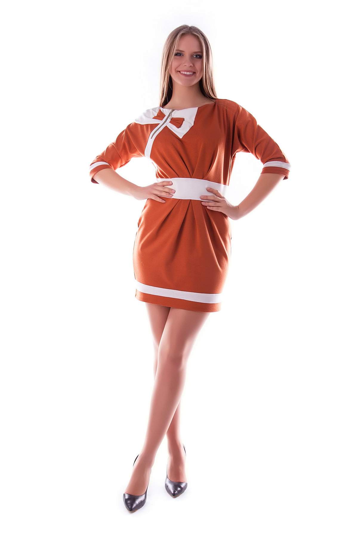 Купить платья оптом от производителя Платье Венди