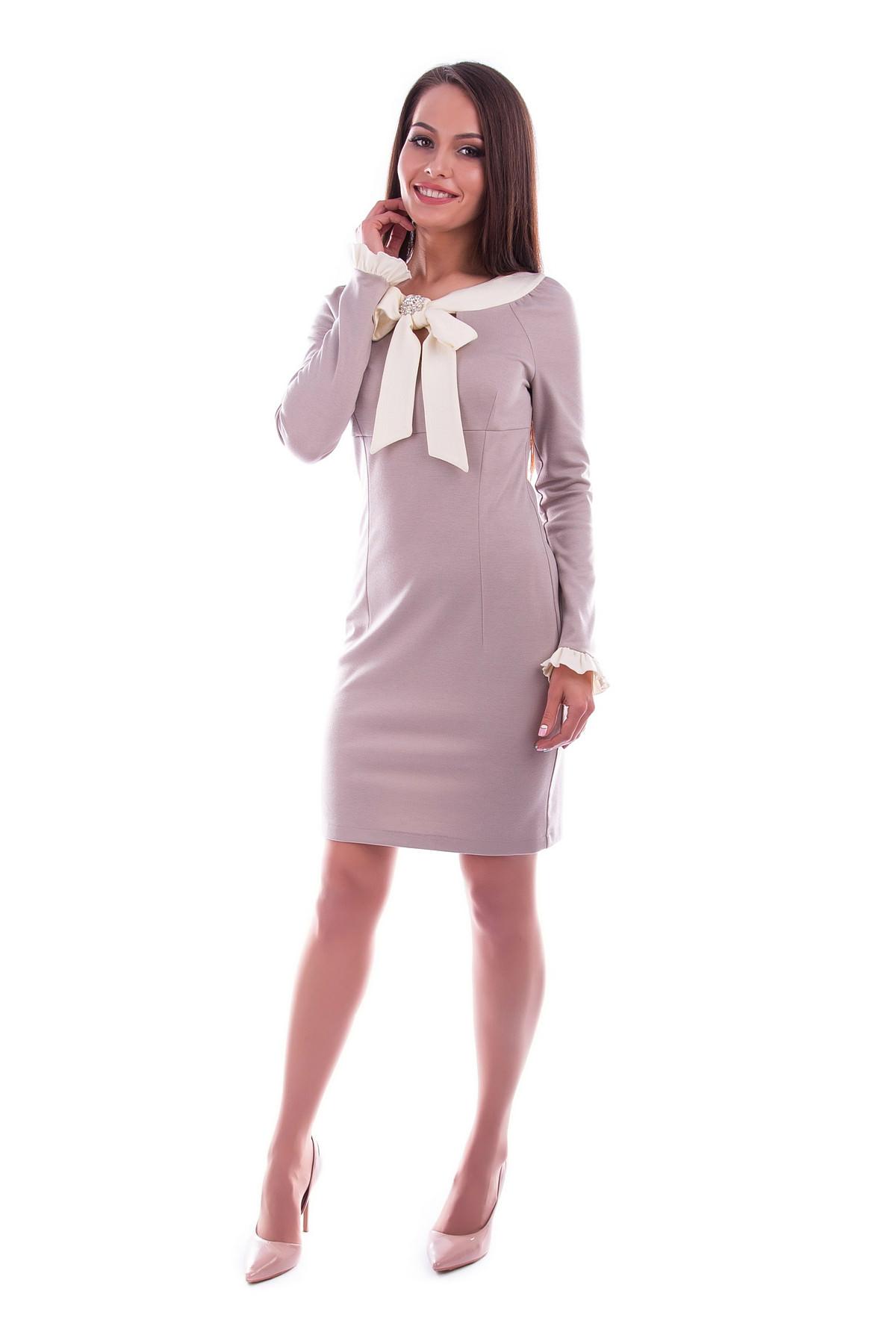 Женские платья оптом от Modus Платье Грейс длинный рукав