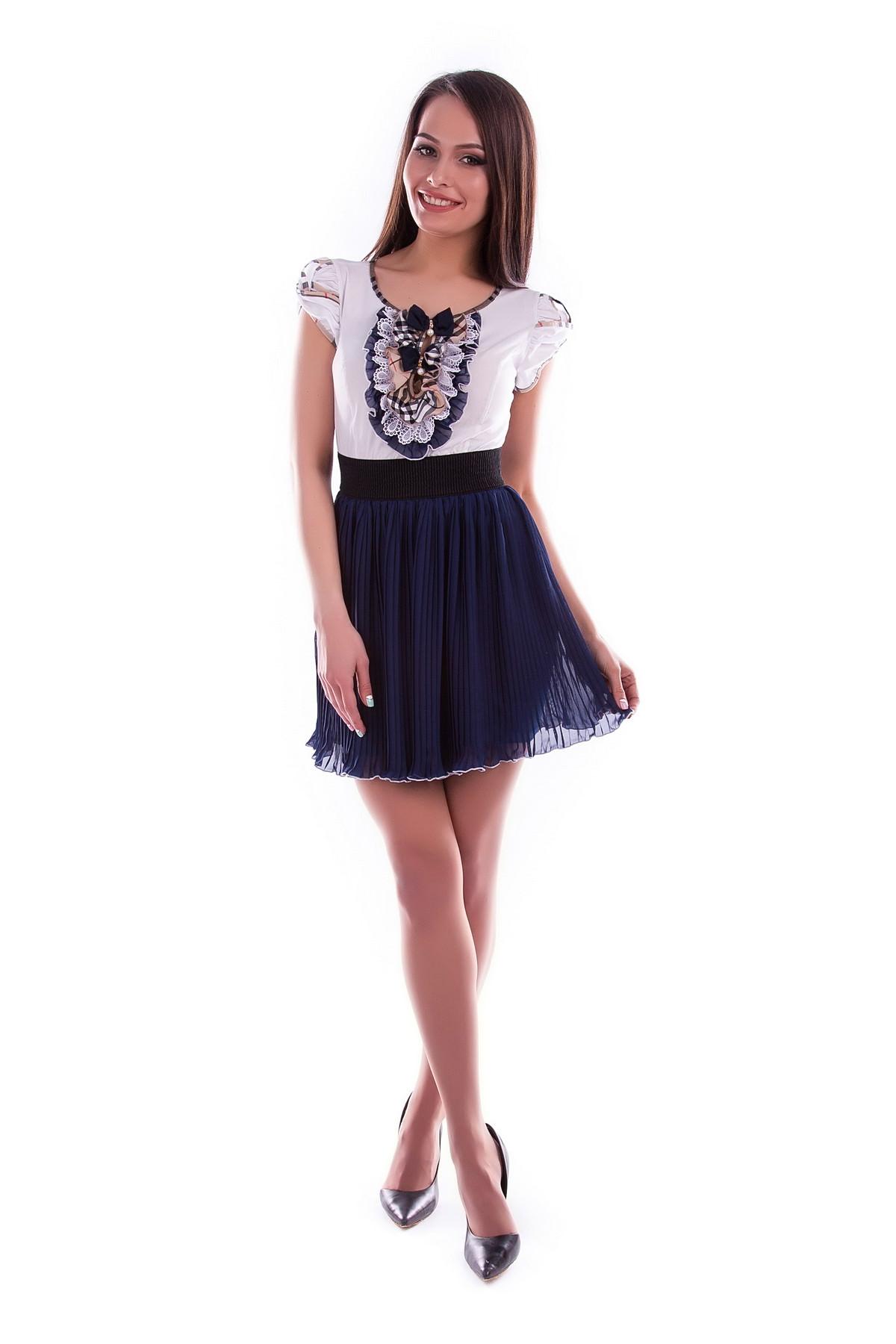 Платья трикотажные оптом от производителя Платье Дакси*
