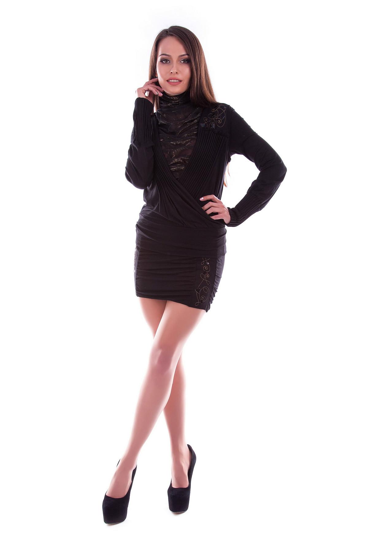 Женские платья оптом от Modus Платье Тройка летисия