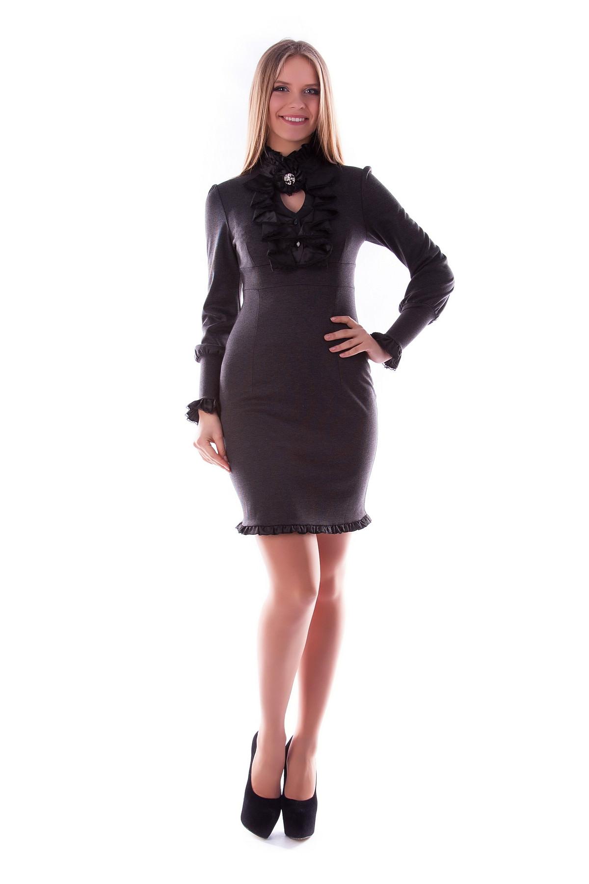 Женские платья оптом от Modus Платье Рюша
