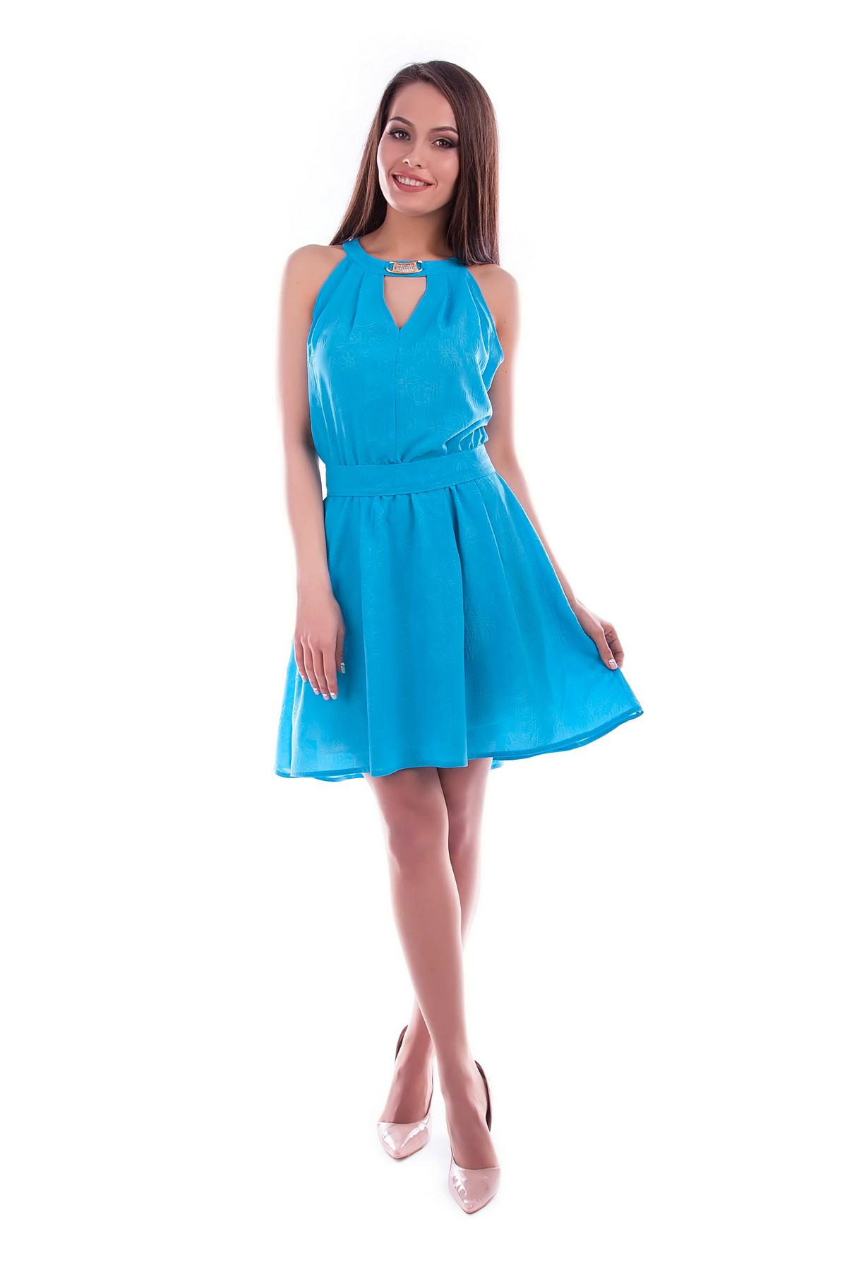 Летние сарафаны оптом от Modus Платье Камалия тесненный