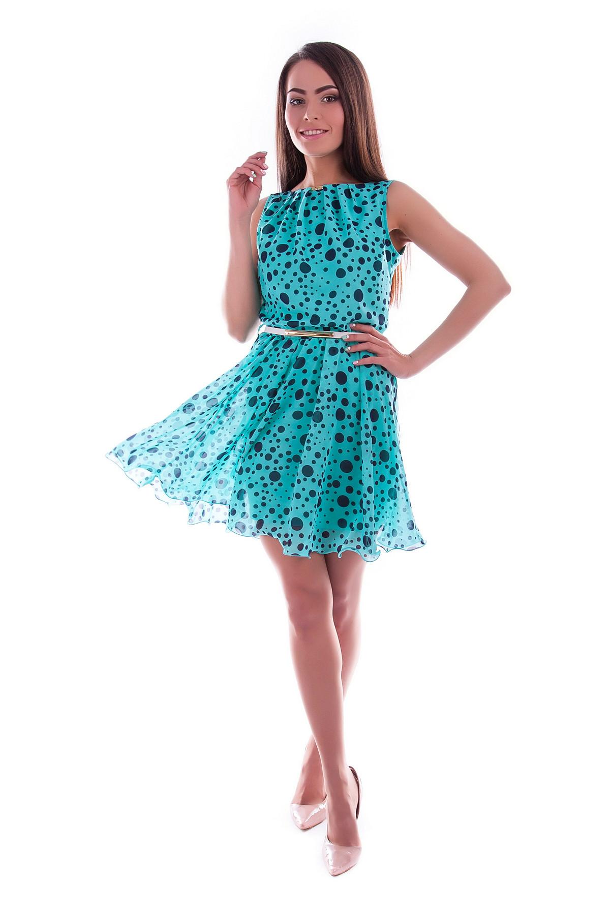 Женские платья из шифона от разных брендов