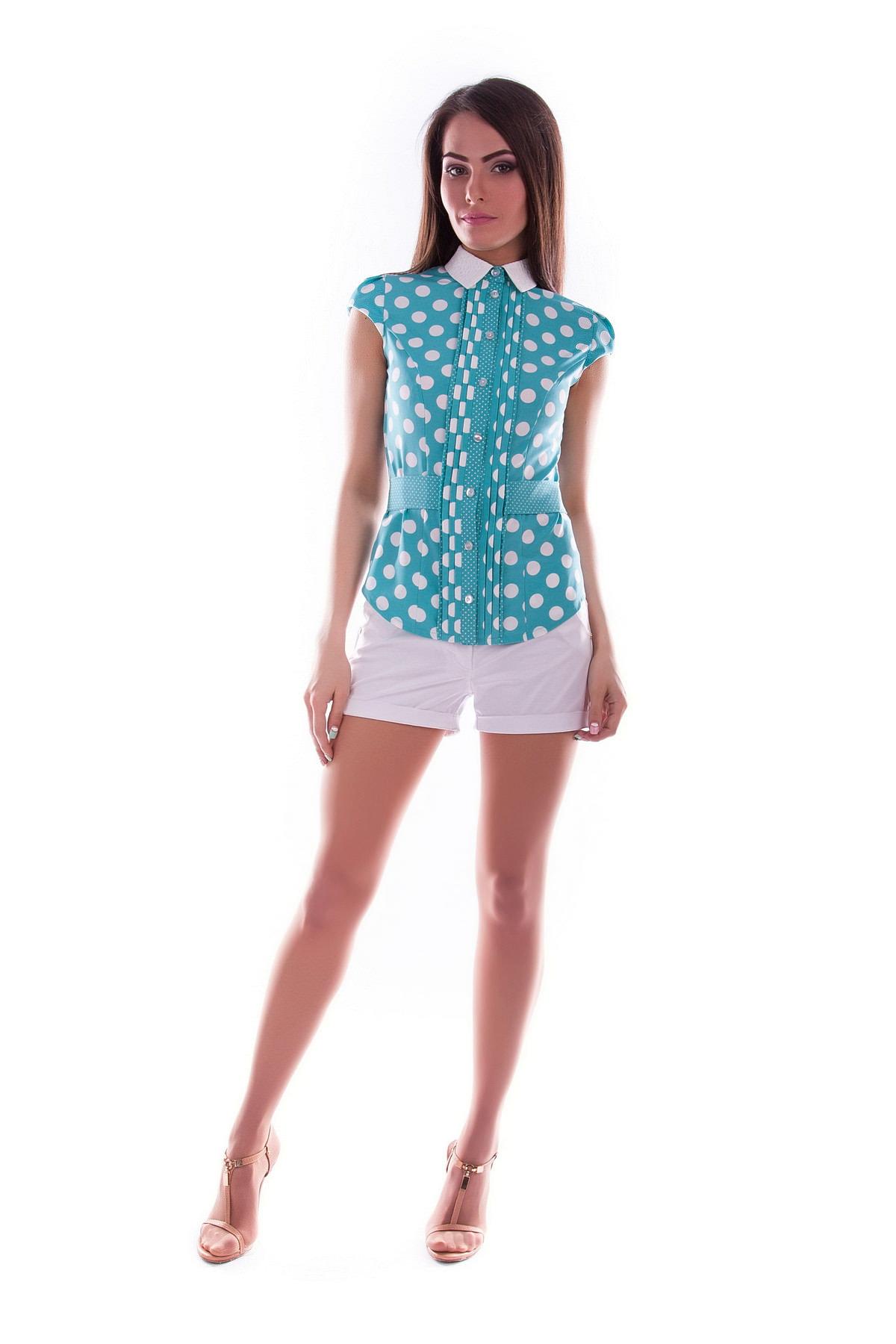 Блузки из вискозы купить в розницу