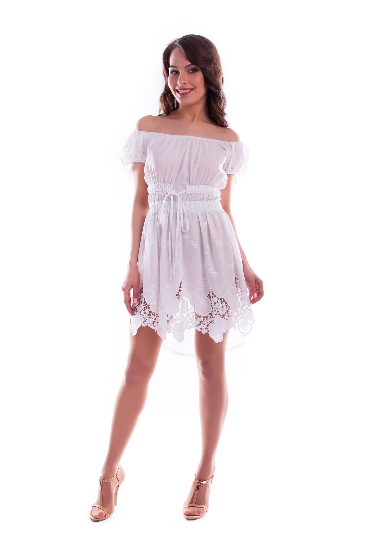 Платья трикотажные оптом от производителя Платье Варя арка