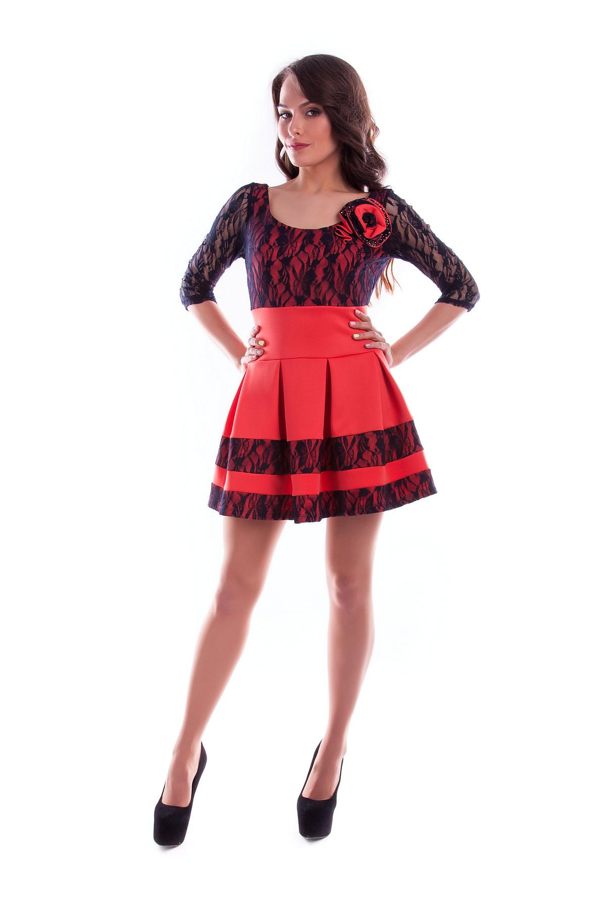 Женские платья оптом от Modus Платье Николь color