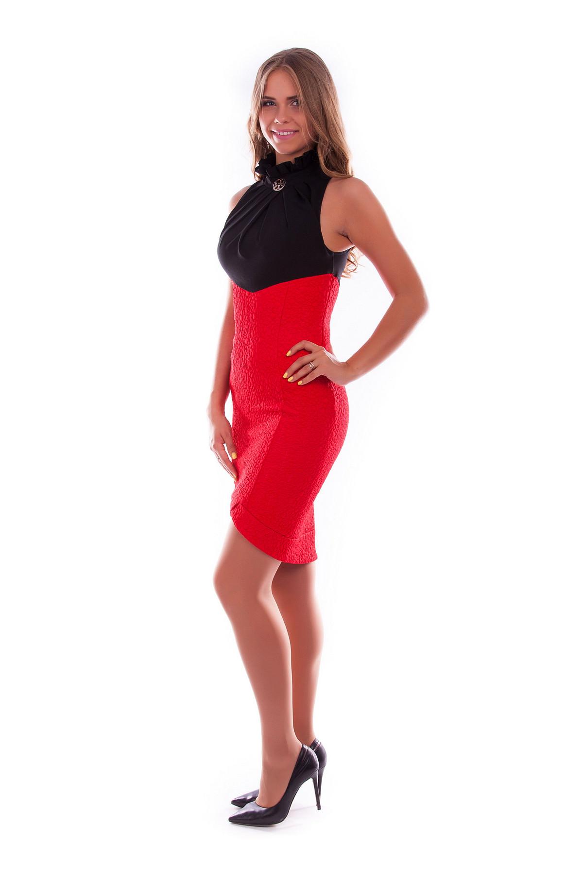 Платья цвет красный доставка
