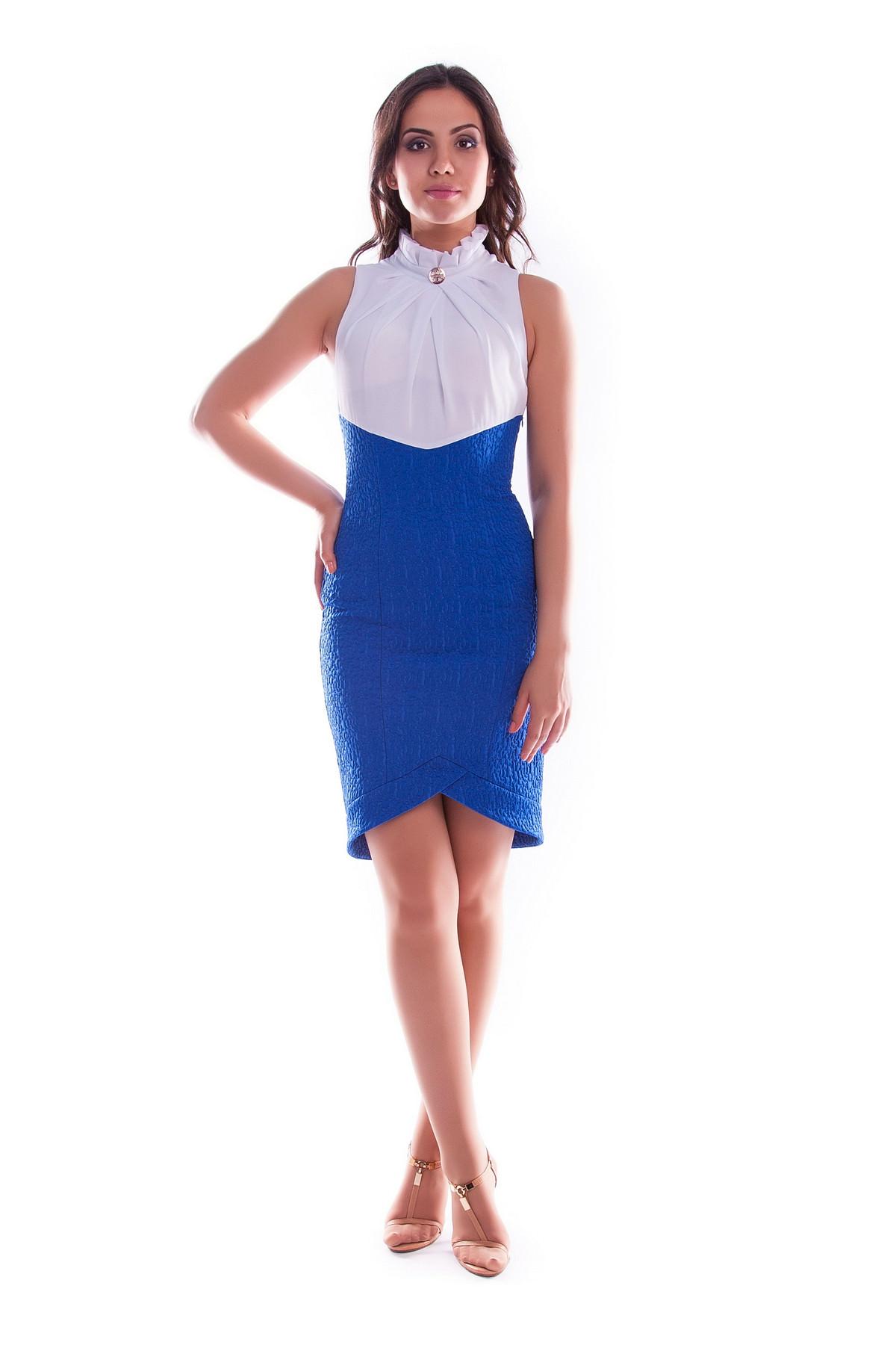 Купить оптом трикотажные платья в Украине Платья Рошель жаккард