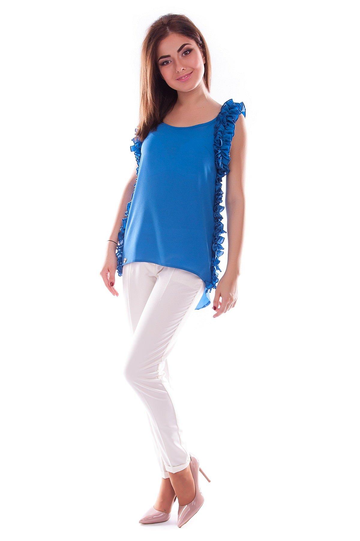 Школьные блузы оптом от производителя Блуза Кенди