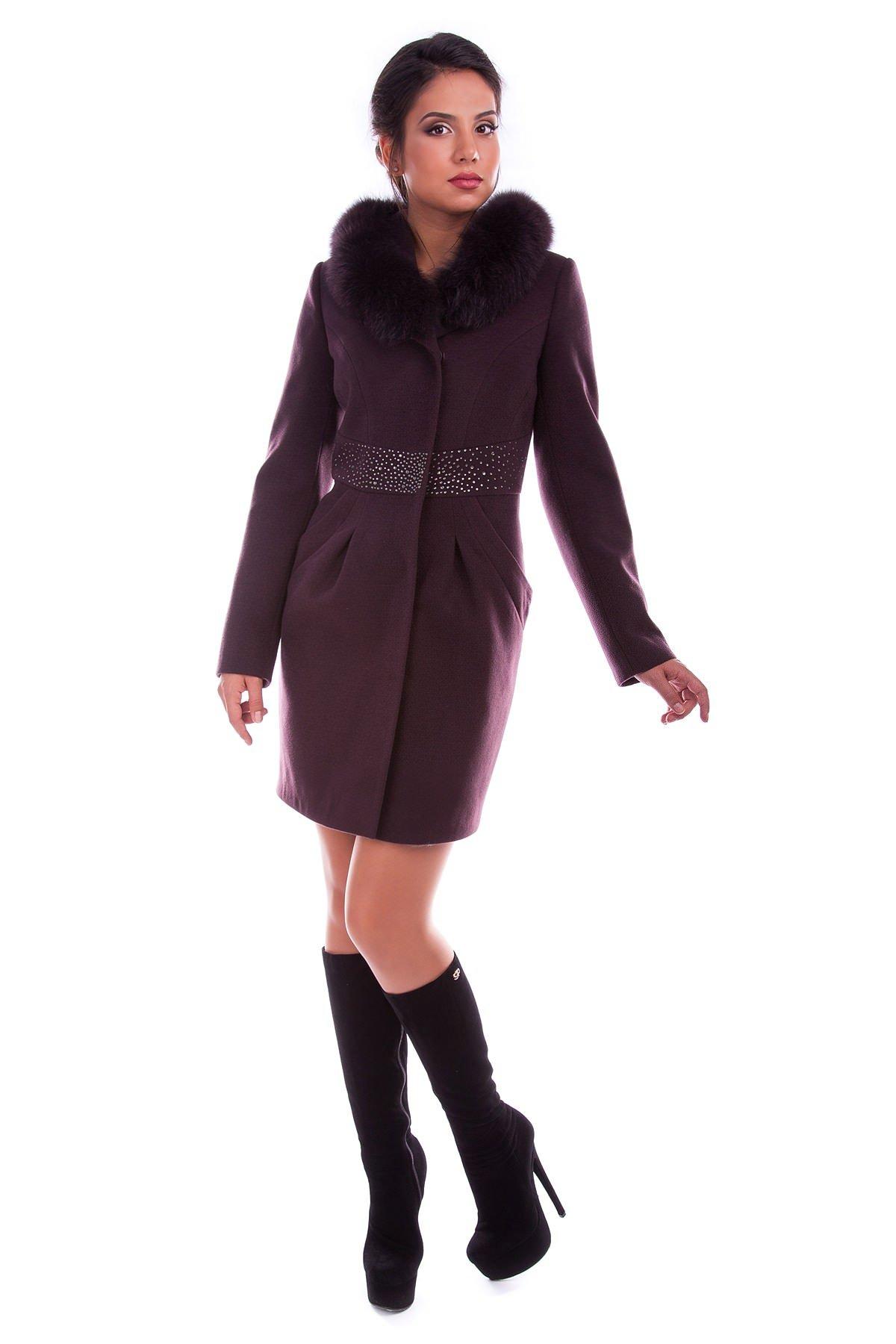 Модус женская одежда оптом недорого Пальто Сана 4097