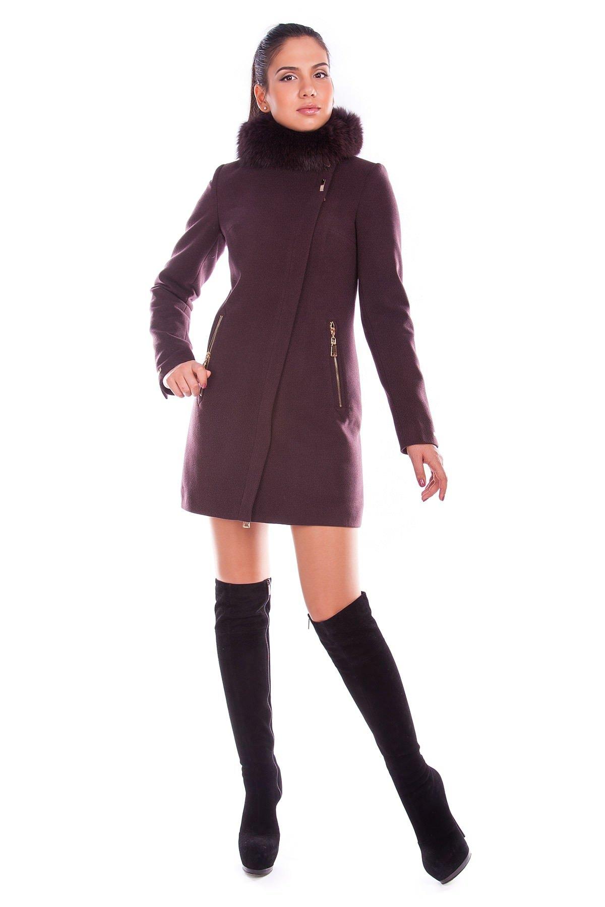 Купить оптом женское пальто у производителя Пальто Эльпассо 4180