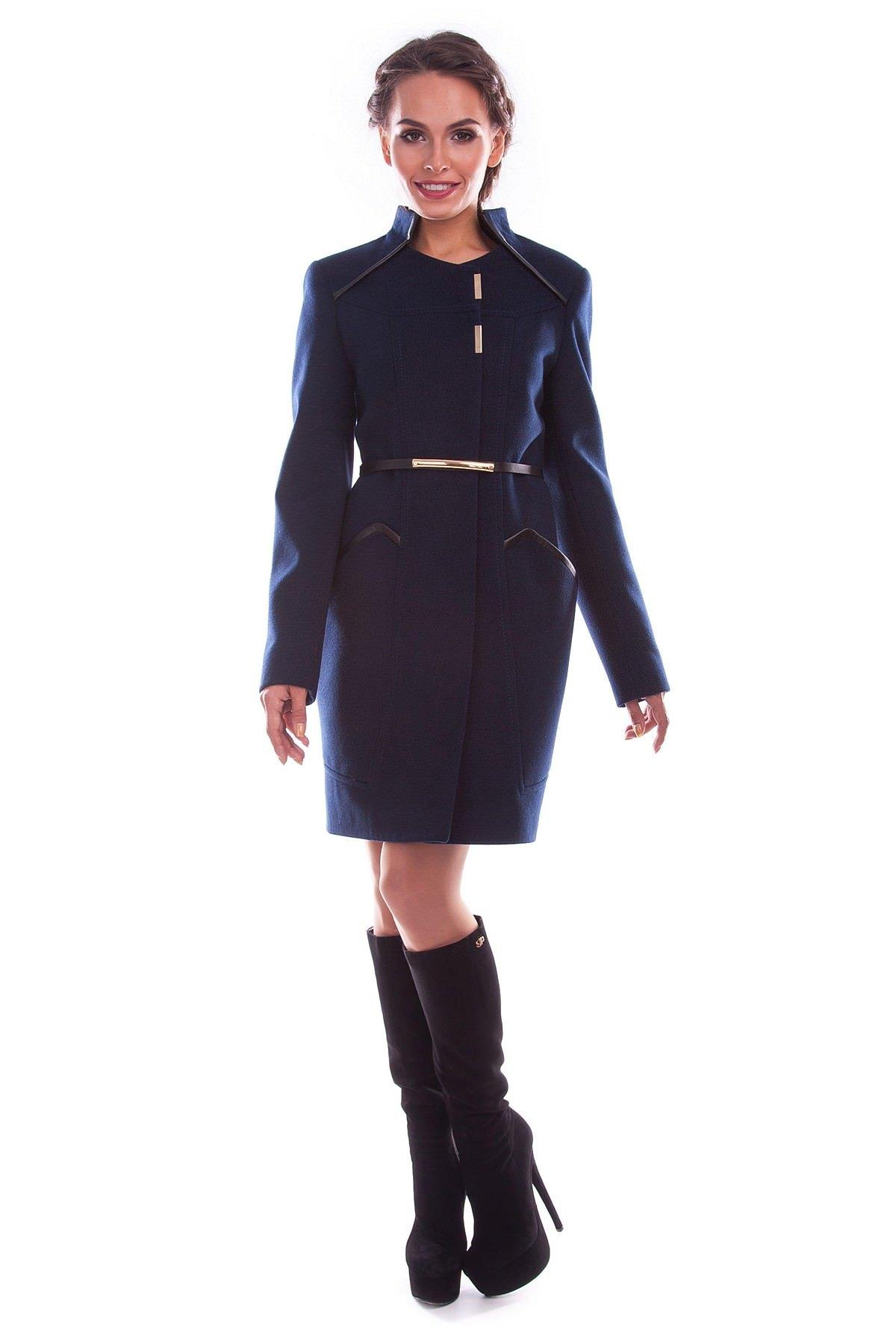 Купить пальто демисезонное женское в интернет выкройка платья а силуэта с рукавом