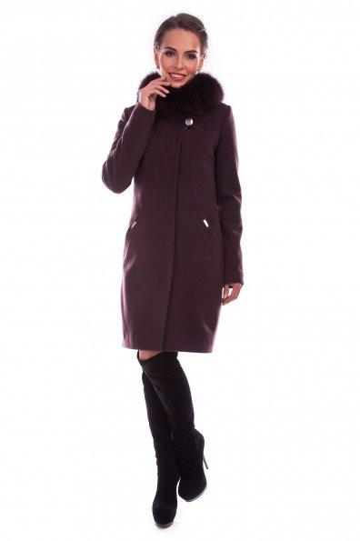 """Купить Пальто """"Хейли зима песец"""" оптом и в розницу"""
