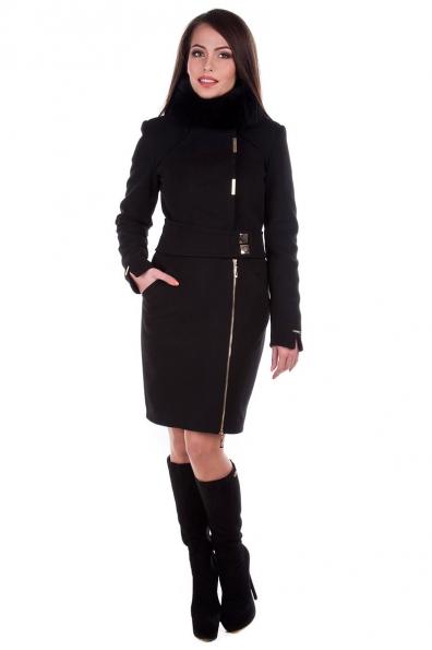 """Купить Пальто """"Монте-Негро зима песец"""" оптом и в розницу"""