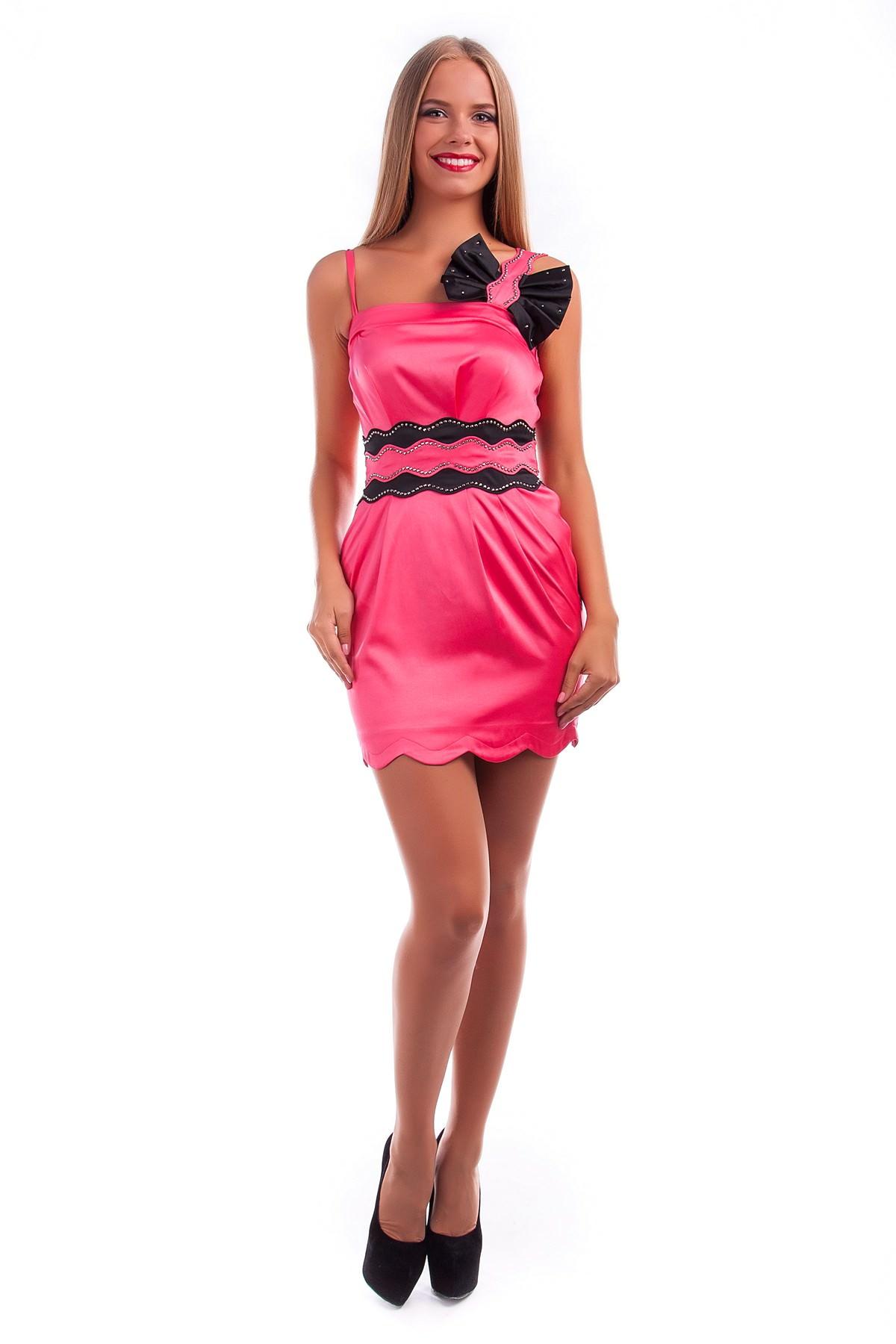 Купить платья оптом от производителя Платье Олси