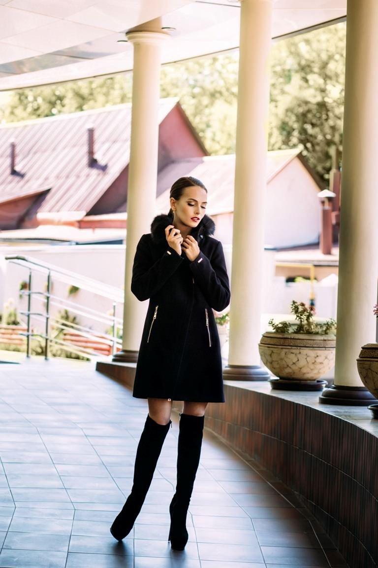 Купить оптом женское пальто недорого Пальто Эльпассо 4180