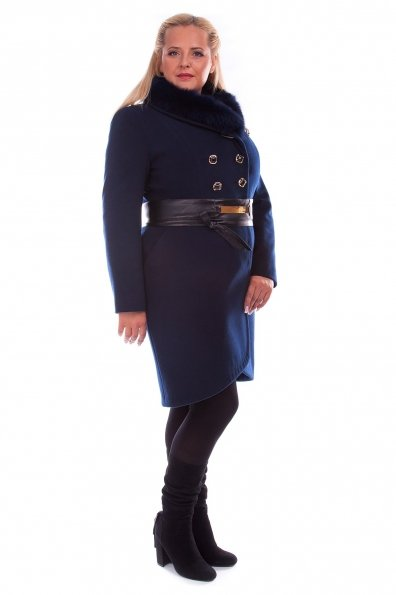 """Купить Пальто """"Кураж Donna зима песец турция элит """" оптом и в розницу"""