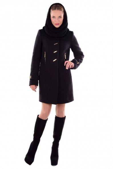 """Купить Пальто """"Палермо шерсть зима хомут"""" оптом и в розницу"""