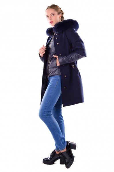 """Купить Пальто """"Твикс зима песец"""" оптом и в розницу"""