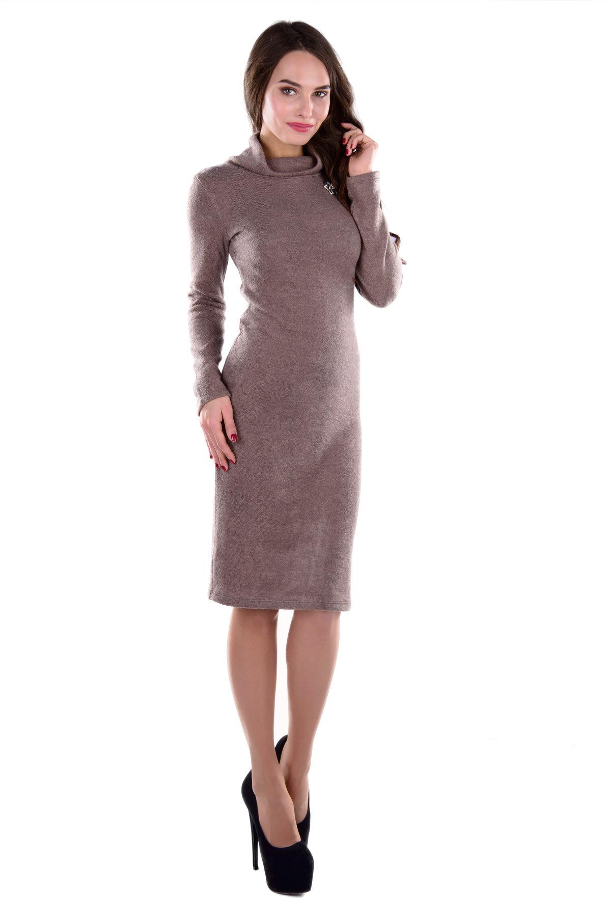 Купить женское трикотажное платье оптом Платье Бриллил 4544