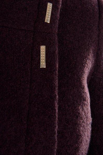 Пальто Эльпассо 4485 Цвет: Шоколад