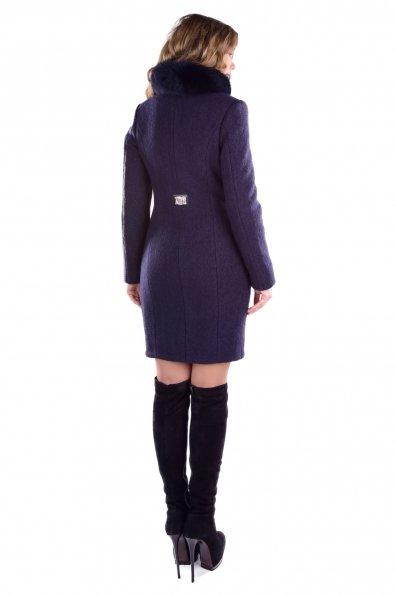 Пальто Луара 4486 Цвет: Тёмно-синий